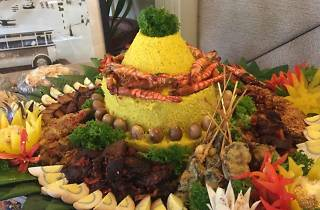 Saffron Brasserie buka puasa buffet