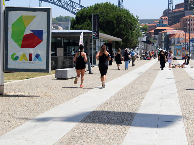 Os melhores sítios para correr no Porto