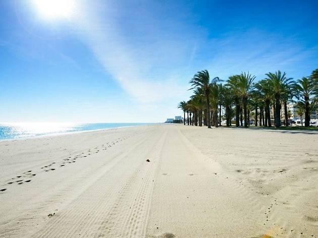 Malaga beach, Costa Del Sol hotel offer