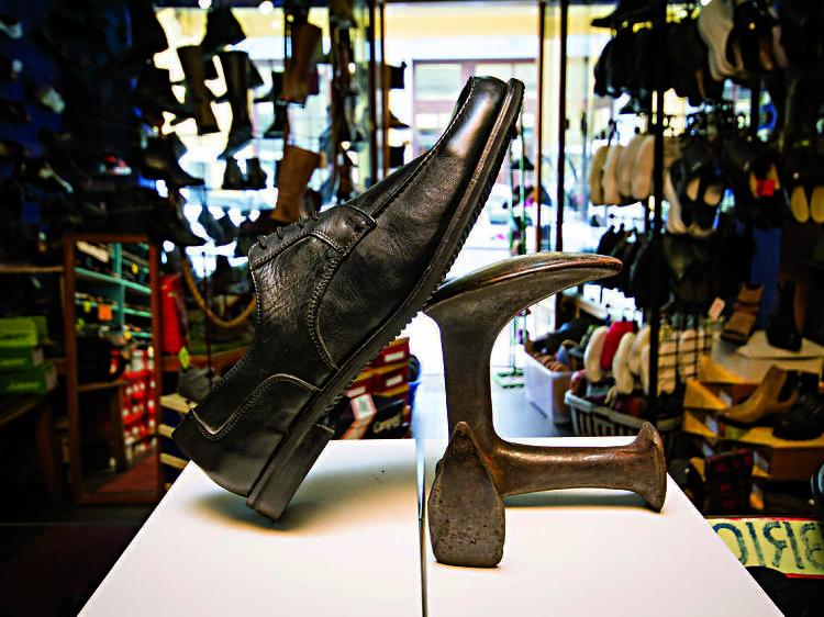A Sapataria Parisiense é um autêntico museu do sapato vintage