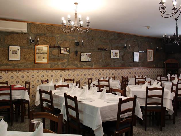 Restaurante, Casa Nanda, Cozinha Tradicional