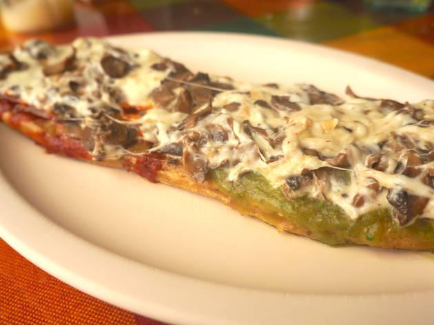 Huarache campestre