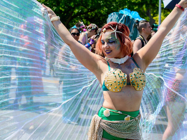 Everything you need to know about the Coney Island Mermaid Parade this weekend