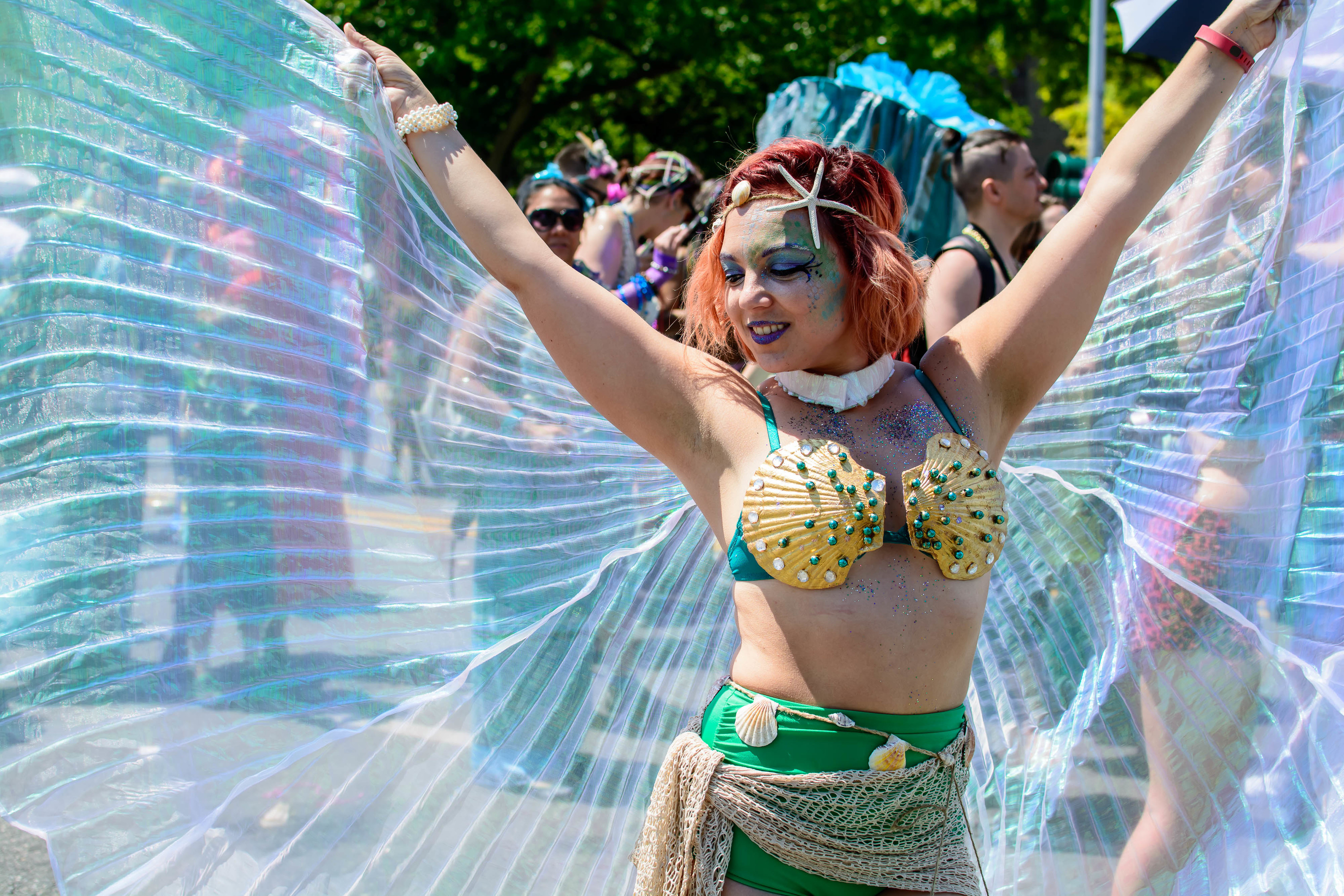 coney island mermaid parade guide including the route