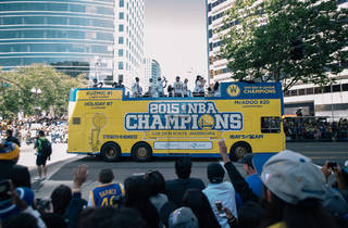 Everything you need to know about the Golden State Warriors 2017 parade