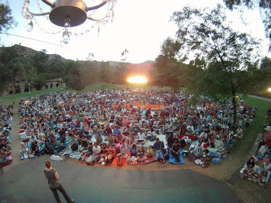 Independent Shakespeare Co. at Griffith Park