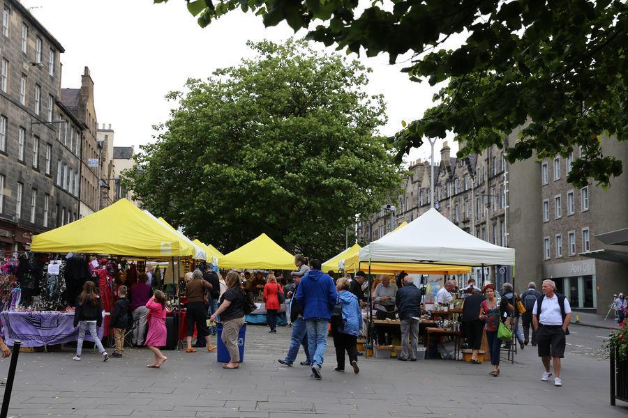 Stockbridge Farmers And Crafts Market