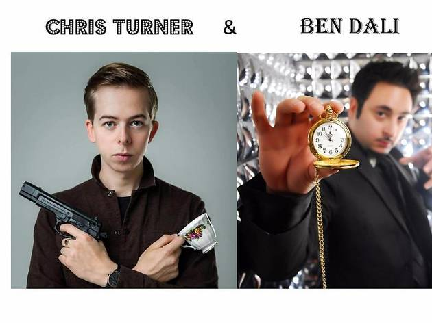 Chris Turner & Ben Dali: Edinburgh Previews