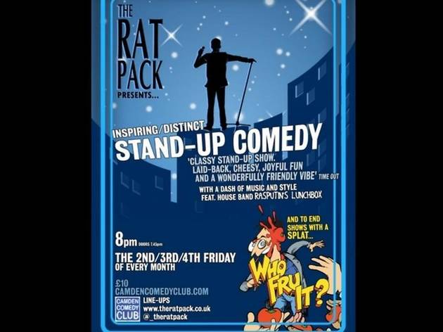 The Rat Pack Presents