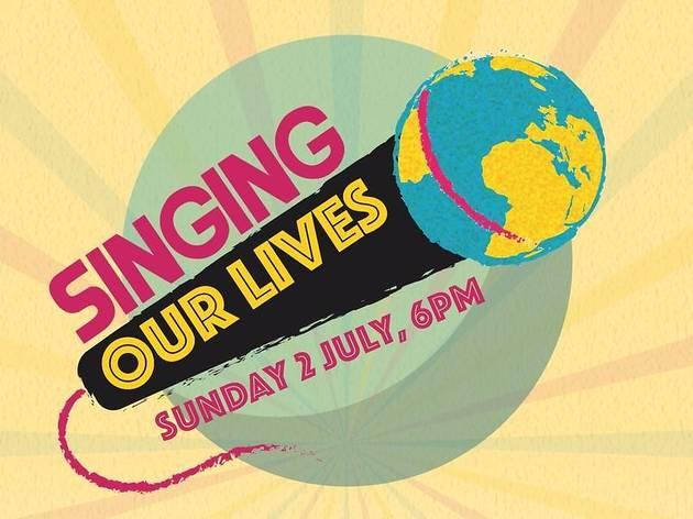 Singing Our Lives: Refugee Week Concert
