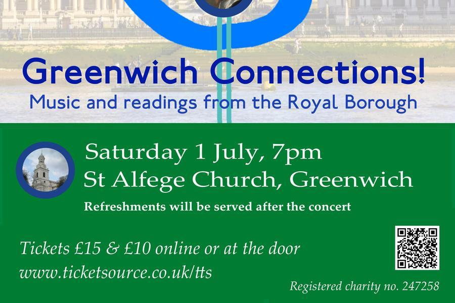 Greenwich Connections!