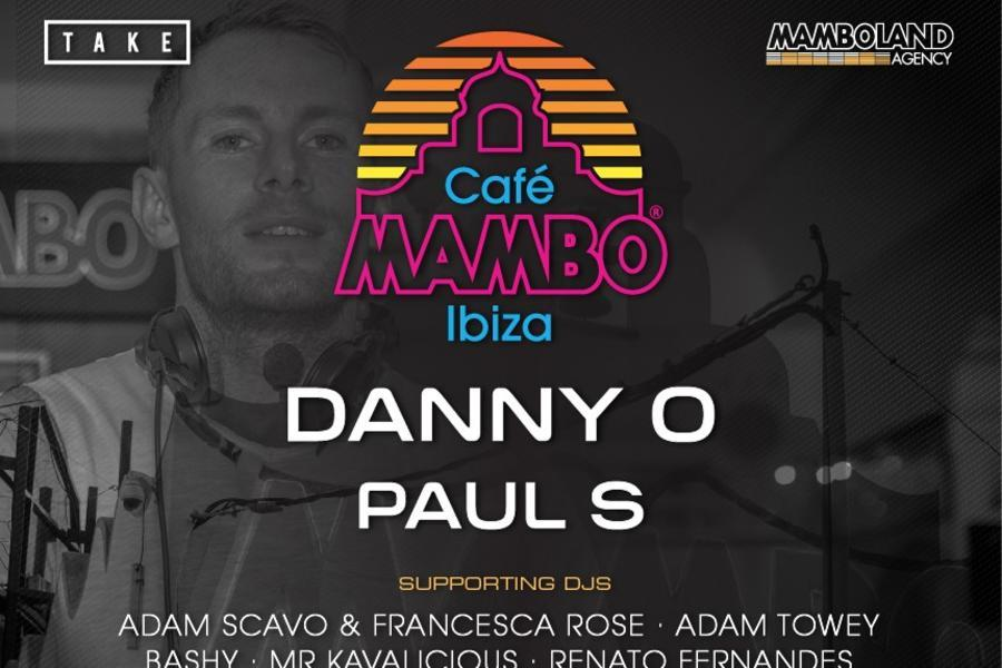 Cafe Mambo Ibiza London Summer Party