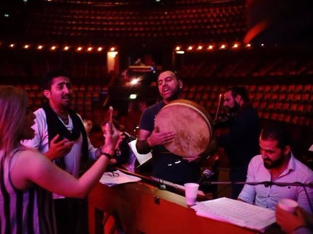 The Orchestra Of Syrian Musicians + Maverick Sabre & More