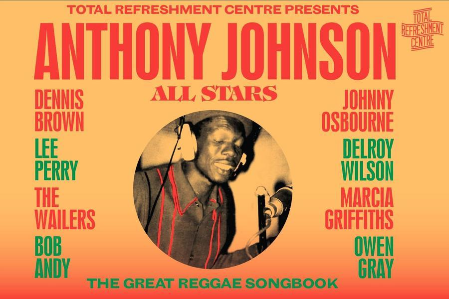 Anthony Johnson Live: The Great Reggae Songbook