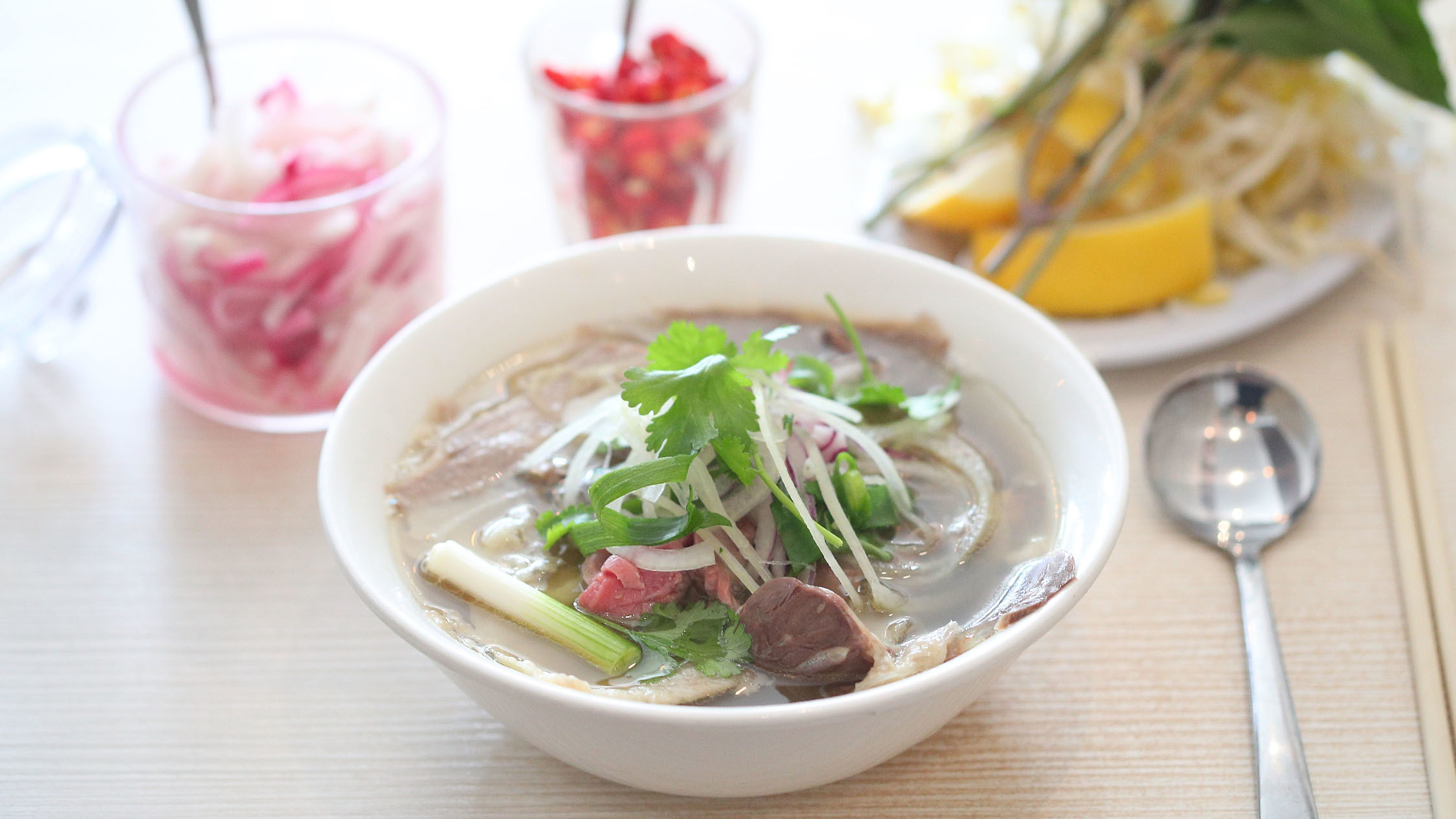 Pho Chu The soup