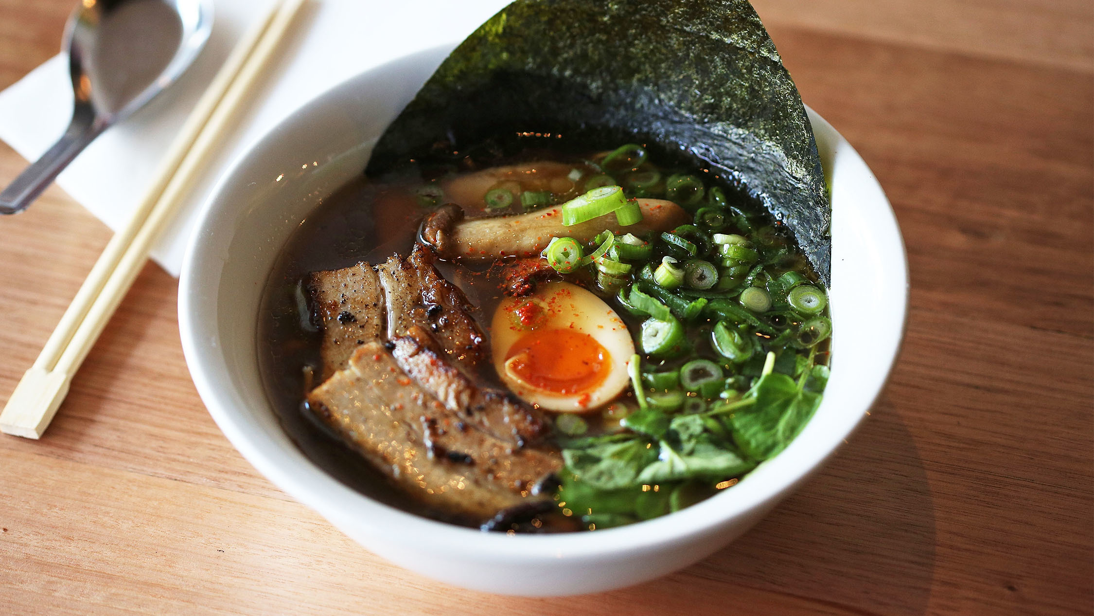 Shop Ramen pork belly ramen