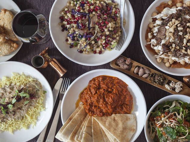 Middle Eats: Iftar Feasts