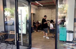 Avner Malka Barbershop