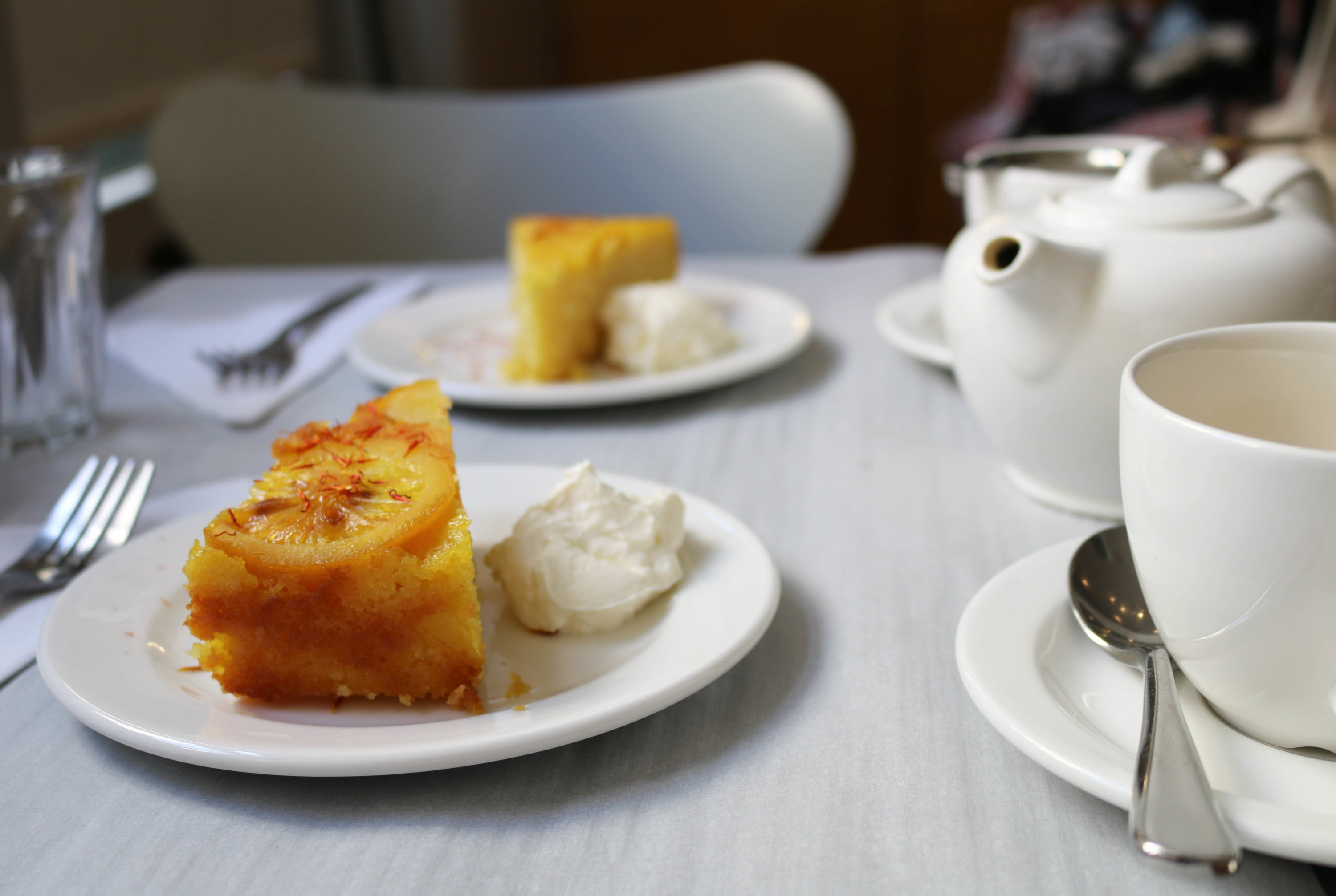 Eight London bookshops where you can have your cake and eat it
