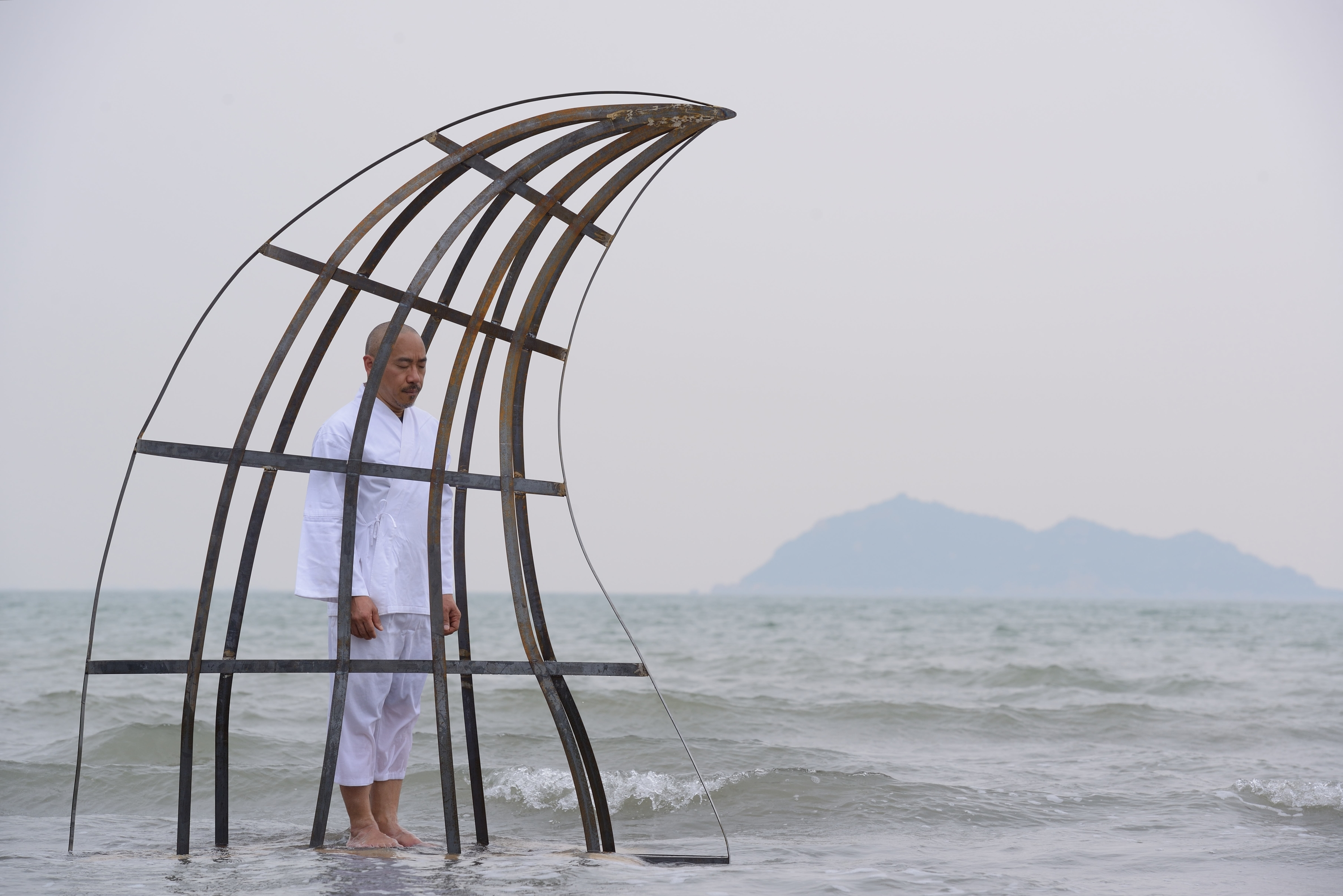 Interview: Ho Siu Kee and Alex Hofford on shark preservation and activist art