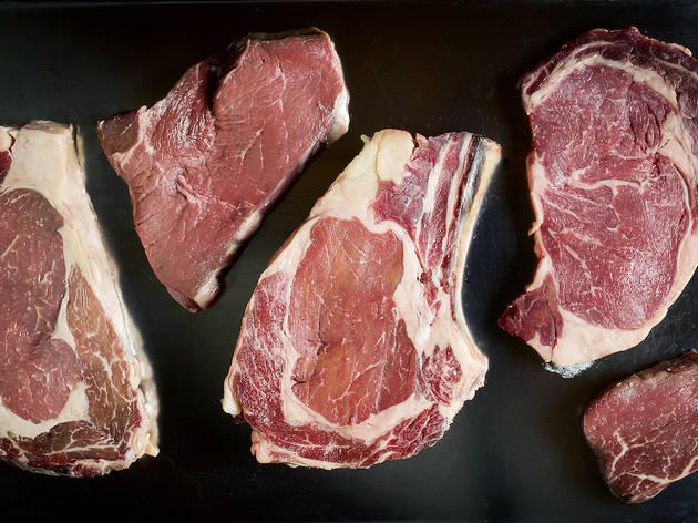 Marco Pierre White London Steakhouse Co. Chelsea