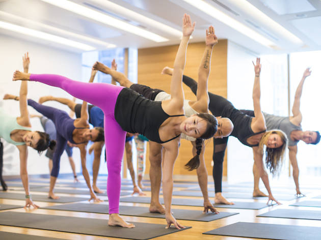 Pure Yoga presents #YogaForAll