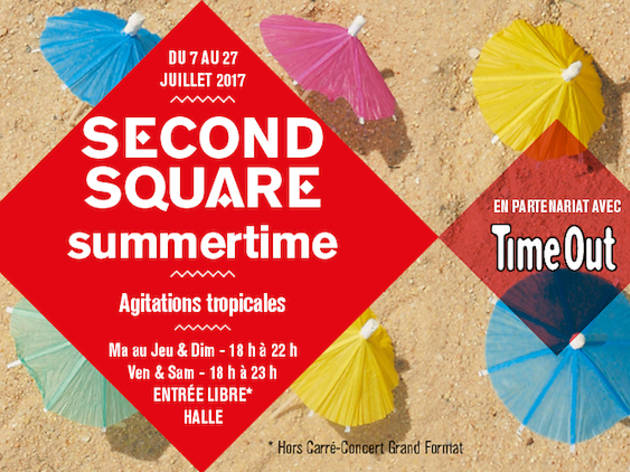 Second Square # 11 – Summertime