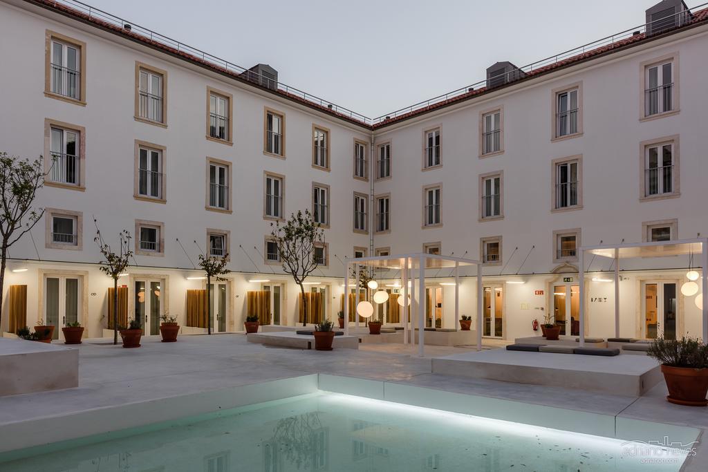 Les meilleurs hôtels de luxe à Lisbonne
