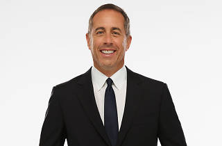 Jerry Seinfeld at the Colosseum