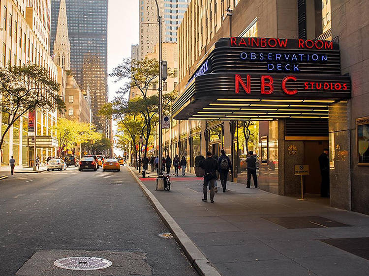 TV and Movie Locations Tour With Official NBC Studio Visit