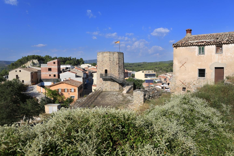 Castell d'Òdena