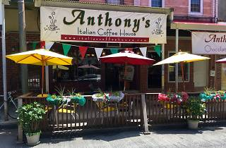 anthonys coffee house