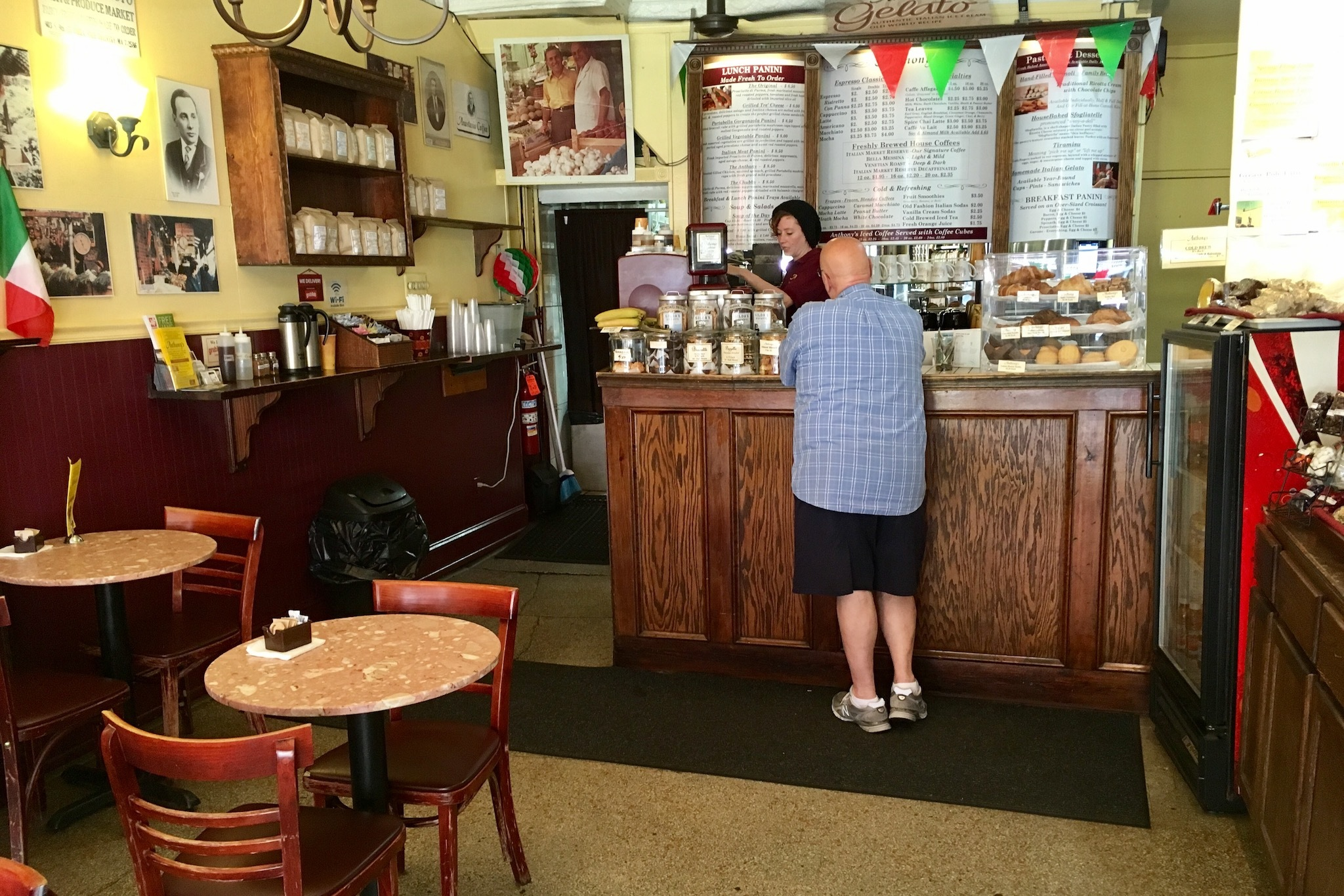Anthony's Coffee House