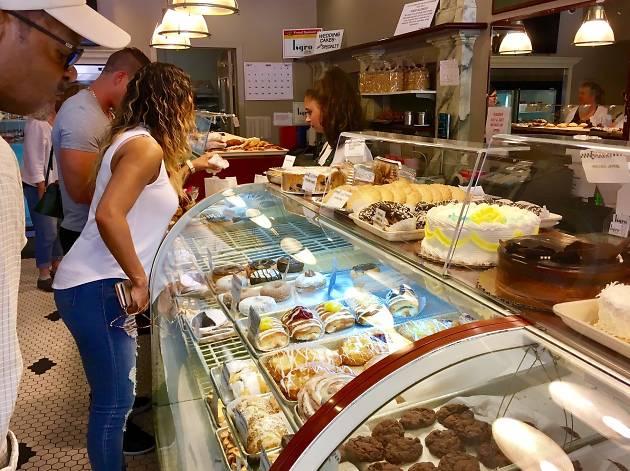 Sugar crash at Isgro Pastries