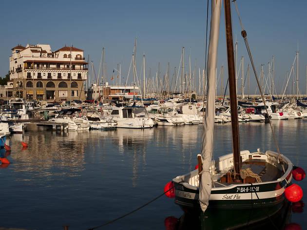 Port Esportiu i Pesquer d'Arenys de Mar