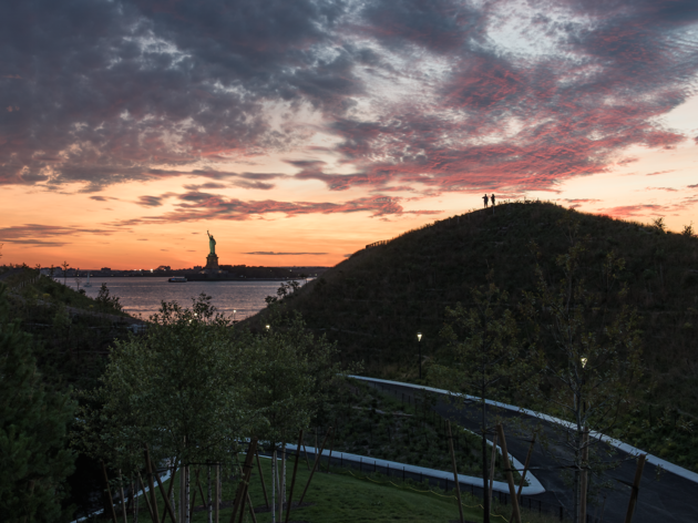Governors Island will stay open late for the summer solstice