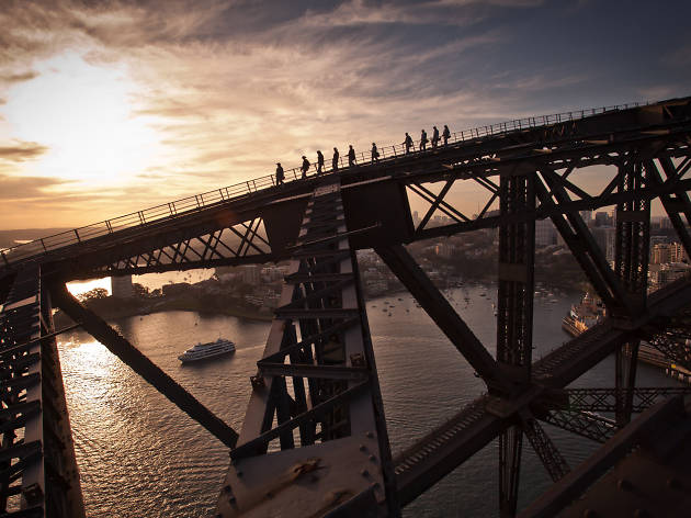 Win a Sunset Sessions Bridge Climb