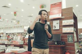 Jian Goh of Miao & WafuPafu book talk