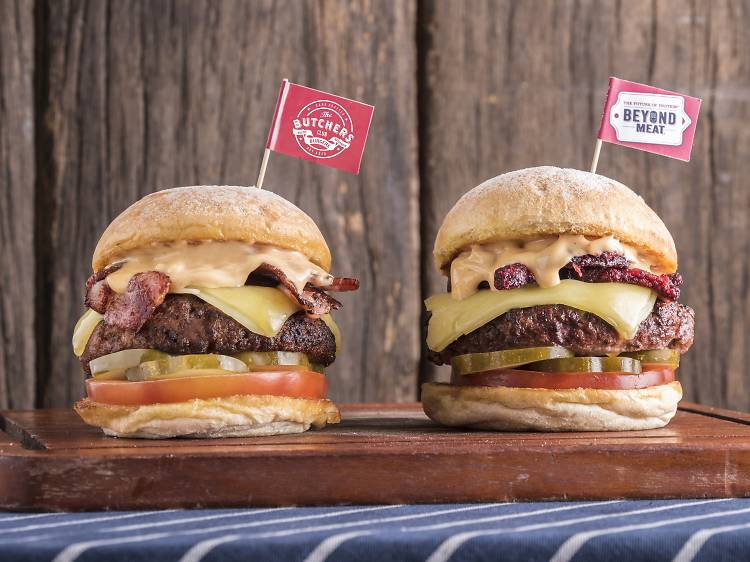 The best burgers in Hong Kong
