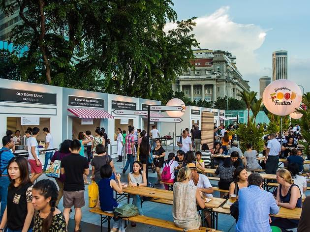 STREAT at Singapore Food Festival 2017