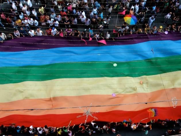 25. İstanbul LGBTİ + Onur Haftası