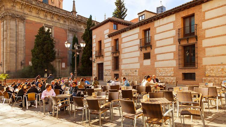 Terraza Madrid La Latina