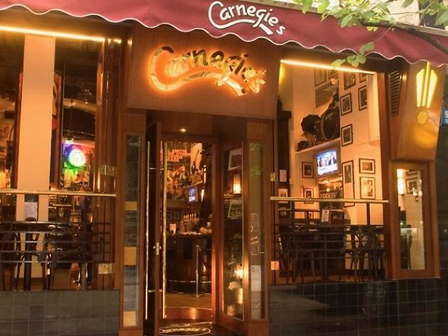 Carnegie's Wan Chai