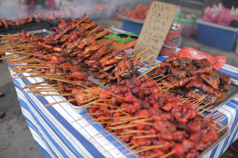 Ramadhan bazaar Pantai Dalam