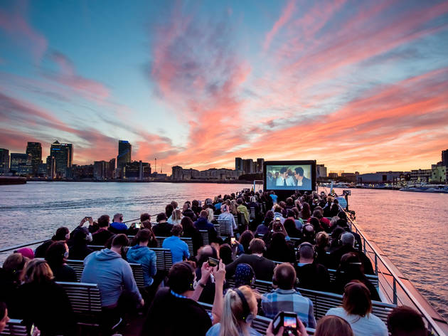 'The Greatest Showman', 'Romeo + Juliet' and 'The Shape of Water' are all at Movies on the River this week