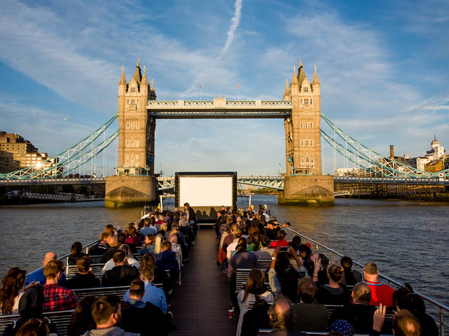 Movies on the River sets sail tonight with 'Romeo + Juliet'