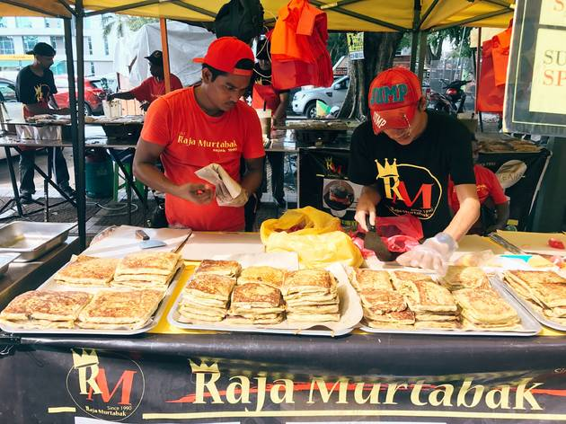 Ramadhan bazaar TTDI