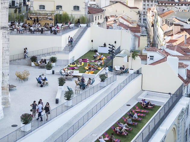 As novas esplanadas em Lisboa para o Verão