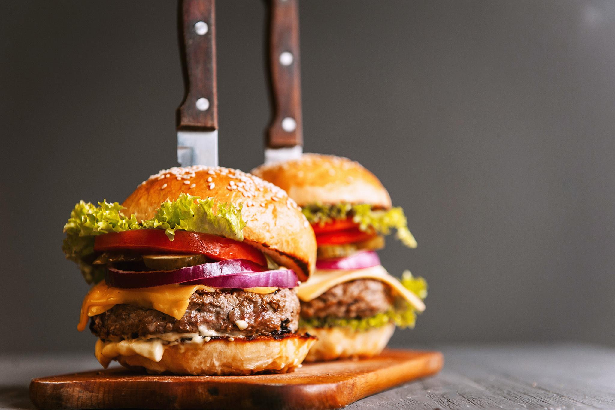 Battle of the Burger 2018