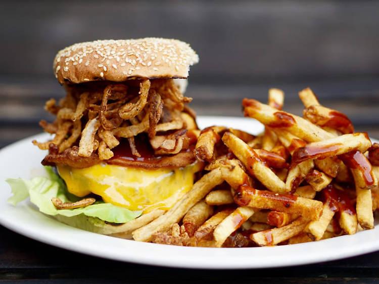House Burger at Northern Bell